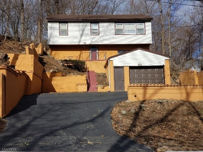 West Orange Twp. Single Family Home For Sale: 497 Mt Pleasant Ave