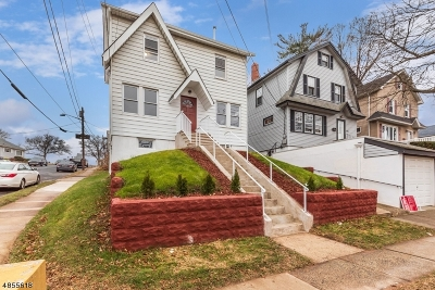 Single Family Home For Sale: 1550 Walker Ave