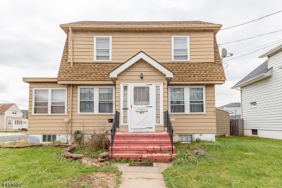 LINDEN Single Family Home For Sale: 401 W Curtis St