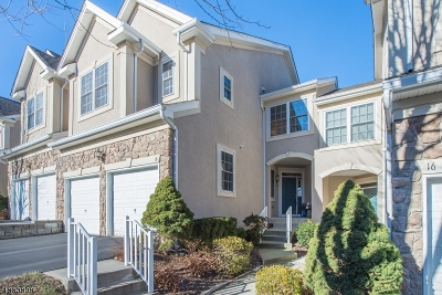 Denville Twp. Condo/Townhouse For Sale: 18 Henning Ter
