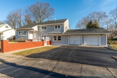 Union Twp. Single Family Home For Sale: 1399 Elaine Ter