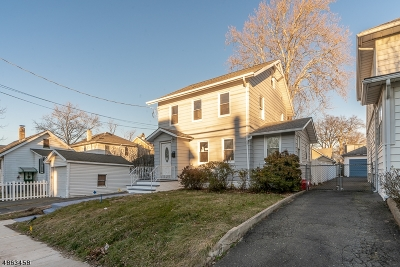 ROSELLE PARK Single Family Home For Sale: 623 Larch St