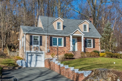 Chatham Twp. Single Family Home For Sale: 754 River Rd