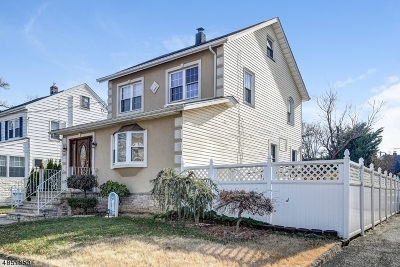 Union Twp. Single Family Home For Sale: 333 New Jersey Ave