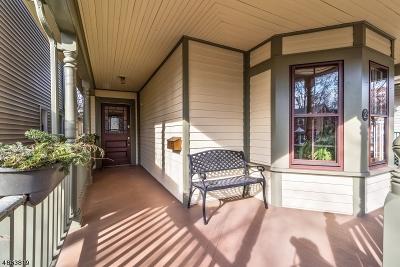 Morristown Town Single Family Home For Sale: 29 James St
