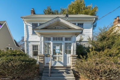 Springfield Twp. Single Family Home For Sale: 43 Warner Ave