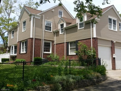 Perth Amboy City Single Family Home For Sale: 94 Rector St