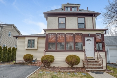 CRANFORD Single Family Home For Sale: 204 High St