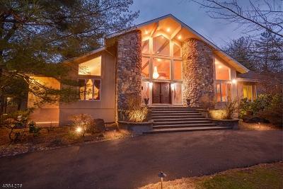 Millburn Twp. Single Family Home For Sale: 1 Lenape Rd