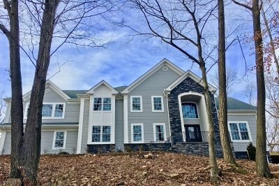 WATCHUNG Single Family Home For Sale: 1353 Johnston Dr