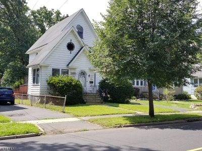 Roselle Boro Single Family Home For Sale: 347 W 3rd Ave