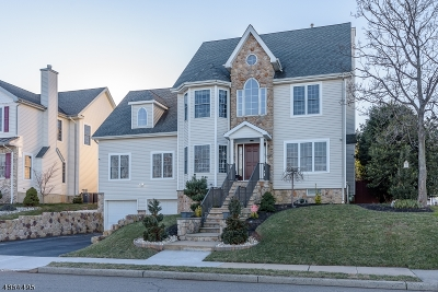 Woodbridge Twp. Single Family Home For Sale: 404 Cliff Rd