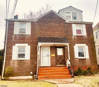 Perth Amboy City Single Family Home For Sale: 333 Paderewski Ave