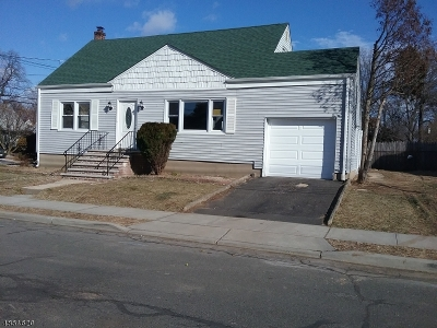 Roselle Boro Single Family Home For Sale: 1249 Crescent Ave