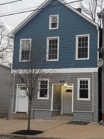 Rahway, Rahway City Multi Family Home For Sale