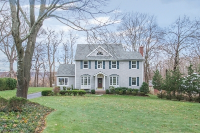 Chatham Twp. Single Family Home For Sale: 12 Nicholson Dr