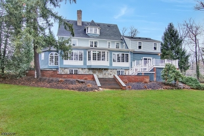 Millburn Twp. Single Family Home For Sale: 36 Forest Drive North