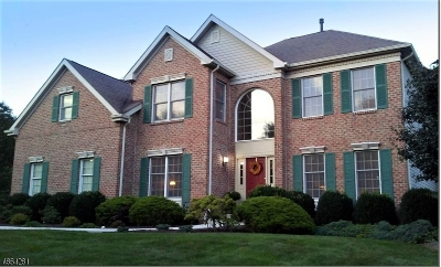 Union Twp. Single Family Home For Sale: 21 Wyckoff Dr