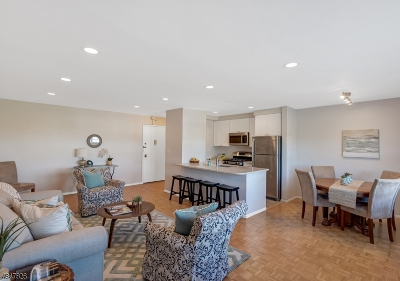 Maplewood Twp. Condo/Townhouse For Sale: 465-73 Valley St #K