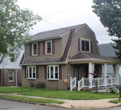 Woodbridge Twp. Single Family Home For Sale: 23 5th St