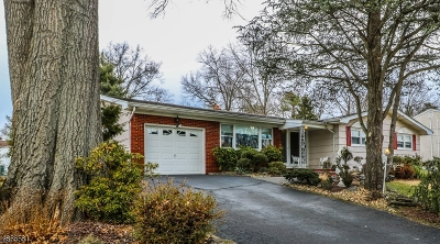 Edison Twp. Single Family Home For Sale: 8 Highpoint Dr
