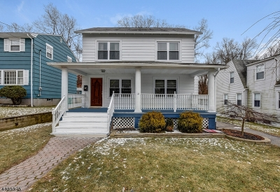 Livingston Twp. Single Family Home For Sale: 22 Royal Ave