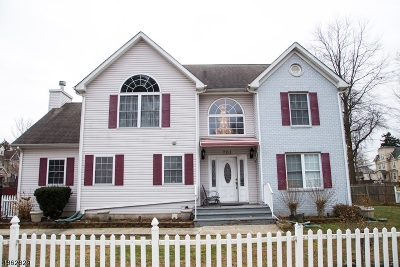 Plainfield City Single Family Home For Sale: 701-03 W 7th St