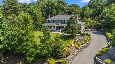 Millburn Twp. Single Family Home For Sale: 17 Farbrook Drive