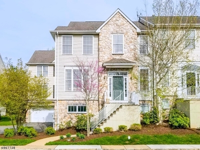Randolph Twp. Condo/Townhouse For Sale: 30 Arrowgate Dr
