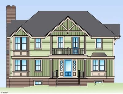 Millburn Twp. Single Family Home For Sale: 67b Montview Ave