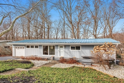 Morris Twp. Single Family Home For Sale: 47 Hillcrest Ave