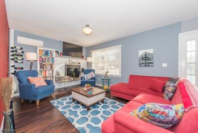 Morris Twp. Single Family Home For Sale: 62 Burnham Rd