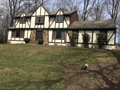 Morris Twp. Single Family Home For Sale: 5 Wychwood Rd