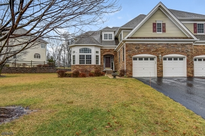 West Orange Twp. Single Family Home For Sale: 2 Hundt Pl
