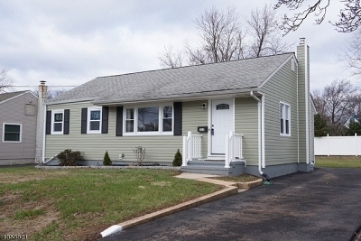 Clark Twp. Single Family Home For Sale: 262 Valley Rd