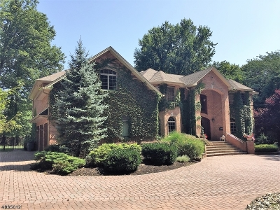 West Orange Twp. Single Family Home For Sale: 100 Mountain Ave