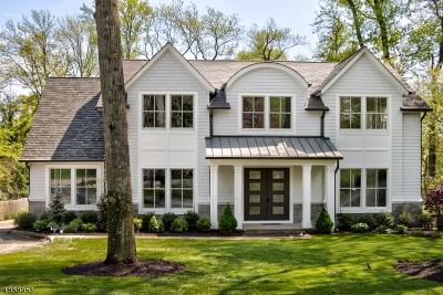Millburn Twp. Single Family Home For Sale: 40 Hillside