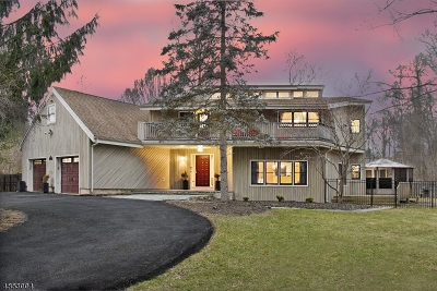 Morristown Town Single Family Home For Sale: 70 Ogden Pl