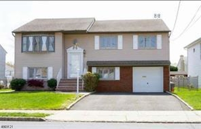 Union Twp. Single Family Home For Sale: 2588 Spruce St