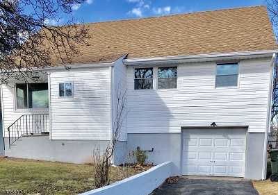 Woodbridge Twp. Single Family Home For Sale: 115 Mc Guire St