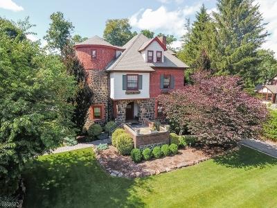 Millburn Twp. Single Family Home For Sale: 63 Crescent Pl