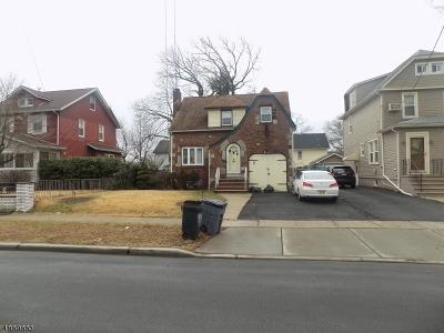 Roselle Boro Single Family Home For Sale: 446 E 4th Ave