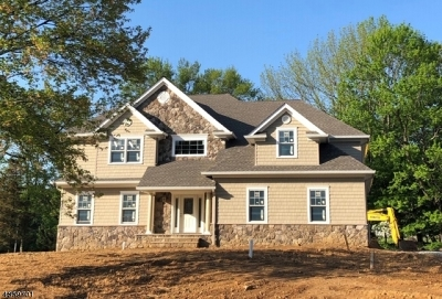 Denville Twp. Single Family Home For Sale: 1 Mary Farm Rd.