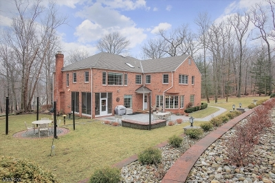 WATCHUNG Single Family Home For Sale: 85 Will Ln