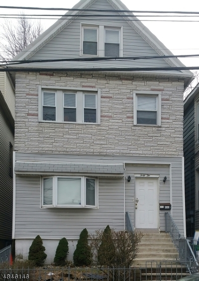 Bayonne City Multi Family Home For Sale: 42 W 55th St