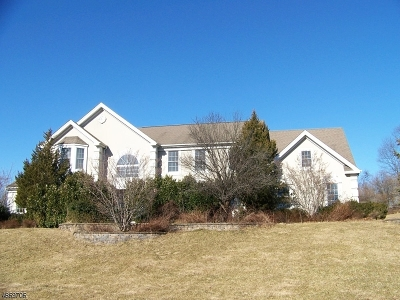 Union Twp. Single Family Home For Sale: 1 Carhart Ct
