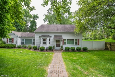 Chatham Twp. Single Family Home For Sale: 685 River Rd