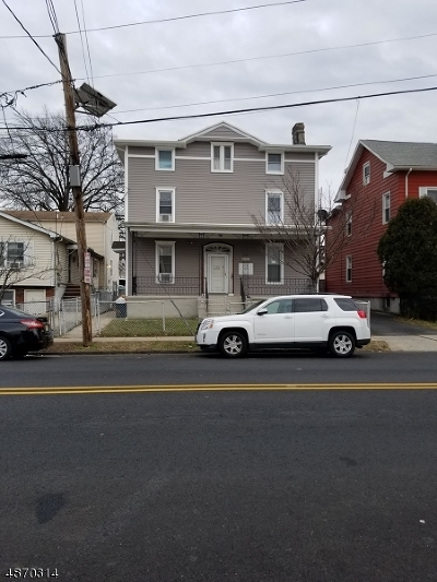 Elizabeth City Multi Family Home For Sale: 537-539 Madison Ave