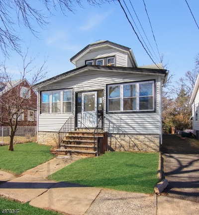 Union Twp. Single Family Home For Sale: 1388 Orange Ave
