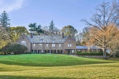 West Orange Twp. Single Family Home For Sale: 45 Oak Bend Road